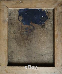 Ecole Française du XVIIIe siècle Vierge en prière huile sur toile
