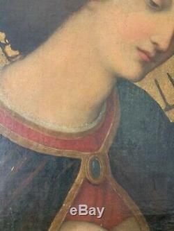 Ecole Italienne Du XVIIème Siecle Suiveur De Carlo Dolci
