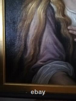 Flemish altar painter of the 17th century/follower of Gaspar de Crayer