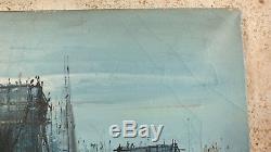 Hst huile sur toile Suzanne Duchamp peinture tableau