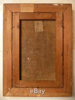 Huile sur toile, Orientaliste, Vincent MANAGO (1880-1936) Tableau ancien