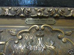 Jean baptiste Camille COROT 1796-1875 Huile sur toile Le torrent 1861 signée