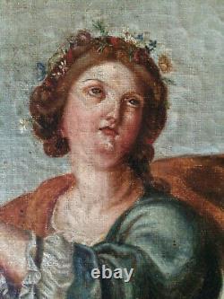 La Sainte Martyre, Ecole de la Fin du XVII ème Siècle