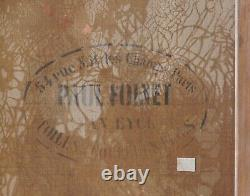 Louis Auguste DUBOIS tableau symboliste académique Diane symbolisme chasse arc