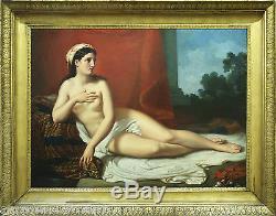 Luigi ROCCO (1806-c. 1864) L'ODALISQUE