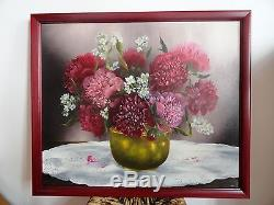 Tableau / Peinture / Huile sur toile de Yolande Fabre (n° 1)